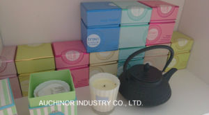 Custom Scented Candle in Glass Jar, Various Sizes Are Available pictures & photos
