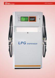LPG Dispenser-Double Nozzle pictures & photos