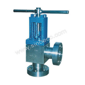 High Pressure Angle Globe Valve pictures & photos