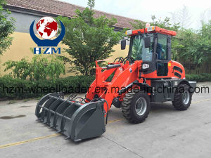 Popular 1.5t Loader Zl15/Hzm 915 Garden Mini Tractor pictures & photos