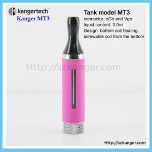Electronic Cigarette Clear Cartomizer Mt3 pictures & photos
