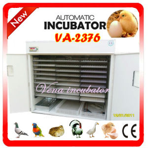 Intelligent Automatic Egg Incubator for Chicken Hatching (VA-2376) pictures & photos