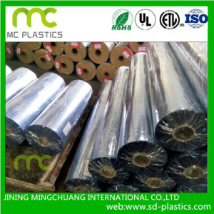 PVC Transparent/Clear Film for Covering, Packaging, Decoration, Protection, Wrap pictures & photos