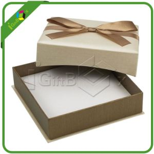 Luxury Jewelry Box with Ribbon pictures & photos