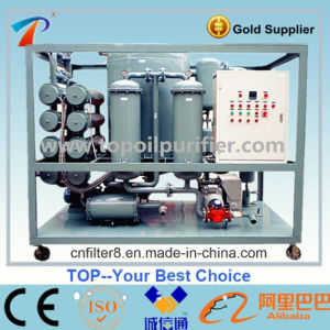 Double Stage Vacuum Fullers Earth Transformer Oil Regeneration Plant (ZYD-I) pictures & photos