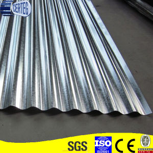 Gi Corrugated Roof Sheet with SGS Certificate