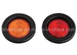 "2"" Round LED Marker / Clearance Light for Truck, Trailer pictures & photos"