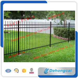 Easy Assembly Style Security Wrought Iron Fence pictures & photos