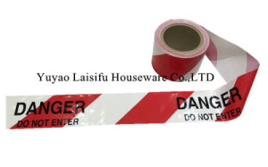 PE Caution Marker Tape Road Safety Warning Tape pictures & photos