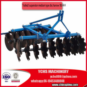 Agricultural Implement Offset Middle Disc Harrow for Tractor pictures & photos
