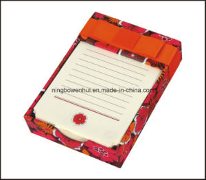 New Arrival Superior Quality Memo Pad with Tray for Office pictures & photos
