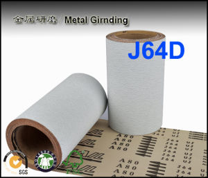 Middle Soft Dry Abrasive Cloth for Non-Ferrous Metal J64D