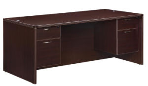 Modern High Quality MFC Board Office Furniture Office Desk Shell Executive Table Excutive Desk pictures & photos