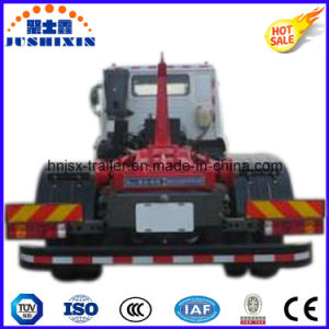 Dongfeng Kinland Hook Arm Lifting Type Garbage Truck pictures & photos