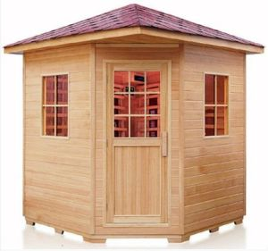 Garden Outdoor Steam Sauna Room pictures & photos