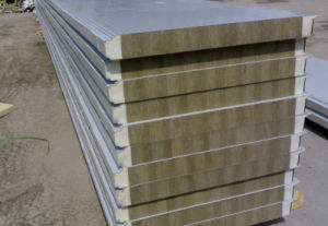 Glass Wool Sandwich Wall Sandwich Panel Made in China pictures & photos
