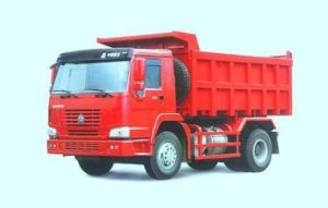 HOWO 4X2 Dump Truck (ZZ3167M3811) pictures & photos