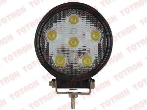 "LED Work Light 4"" 18W 9-32V Round (T1018) pictures & photos"