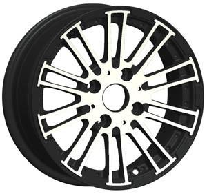 Alloy Wheels (ZW-Y111)