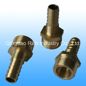 Brass Barb Hose Fittings Part pictures & photos
