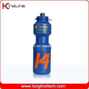 Plastic Sports Water Bottle, Plastic Sports Bottle, 750ml Plastic Drink Bottle (KL-6737A) pictures & photos