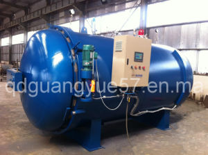 Tyre Vulcanizing Tank of Tyre Retreading Machinery pictures & photos