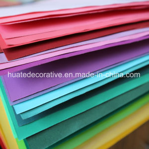 Solid Color Printed Paper for MDF, Plywood, Various Color Available
