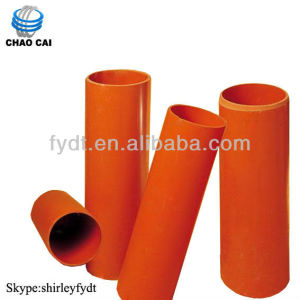 Standard 6 Meter Length 200mm Large Diameter CPVC Pipe
