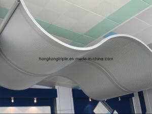 Customized Aluminium Louver Mahrabiya Ceiling Aluminum Cladding