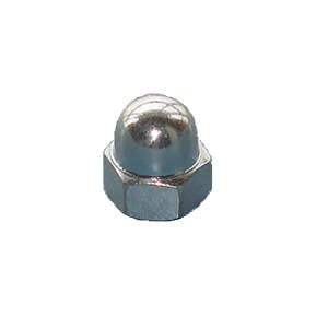 DIN1587 Mild Steel Hex Cap Nut