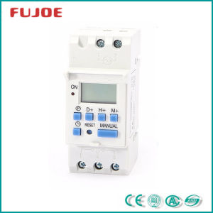 24 Hour 220V 230V Programmable Digital Timer Switch pictures & photos