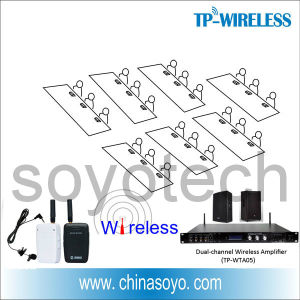 RF Wireless Classroom Amplifiers for Voice Amplification System Solution pictures & photos