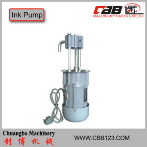 AC Electric Ink Pump for Mixing Ink pictures & photos