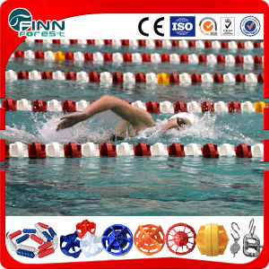New Design UV Protection Swimming Pool Lane Rope pictures & photos