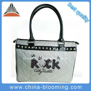 Shiny PU Fashion Lady Handbag Tote Hand Bag pictures & photos