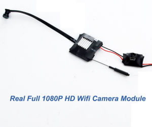 Mini Cameras WiFi Module Security DVR IP Full Real HD 1080P pictures & photos