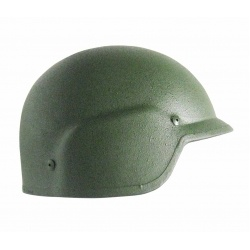 Bullet-Proof Helmet Mold