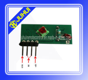 Ask 433.92MHz RF Receiver Module (JH-RX10) pictures & photos
