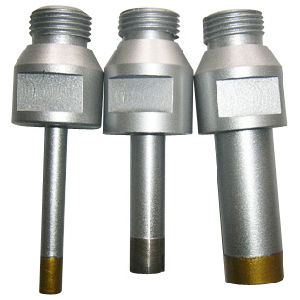 Straight Shank Small Diamond Core Drill Bit for Stone pictures & photos