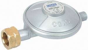 LPG Euro Media Pressure Gas Regulator (M30G01G500) pictures & photos