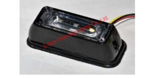 3W 10-30V LED Surface Mounting Warning Light pictures & photos