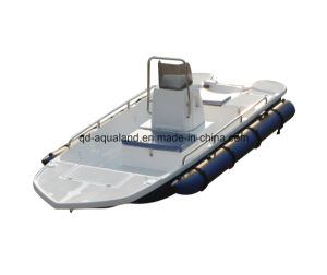 Aqualand 13feet 4m Motor Bot/Rib Boat/River Boat (rib400) pictures & photos
