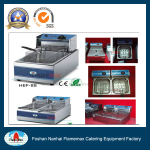 Stainless Steel Gas Fryer (CE Approved) Hgf-780 pictures & photos