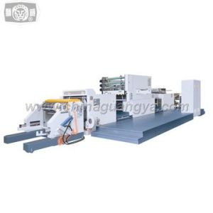 Automatic Hot Foil Stamping Machine (TYM1050JT)