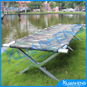 Outdoor Folding Camping Bed Stretcher pictures & photos
