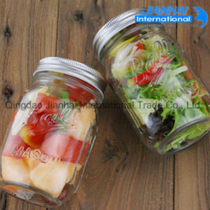 High Quality Food Glass Mason Jar pictures & photos