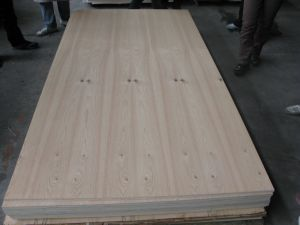 P/S Fancy American Ash Red Oak Plywood 18mm pictures & photos