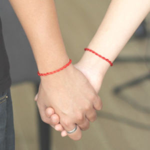 Red Rope Bangle Lucky Bracelets Handmade Jewelry for Couple Gift pictures & photos