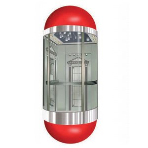 Elegant Round Type Panoramic Elevator pictures & photos