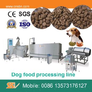 Best Quality Twin-Screw Exruder Dog Food Machine pictures & photos